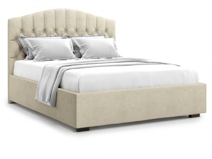 кровать Кровать Lugano без ПМ (140х200) Кровать Lugano без ПМ (140х200) кровать аскона greta 140х200 к з white без основания