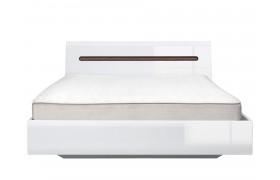 Кровать Ацтека Белый Блеск