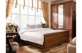 Спальный гарнитур Кентаки Каштан