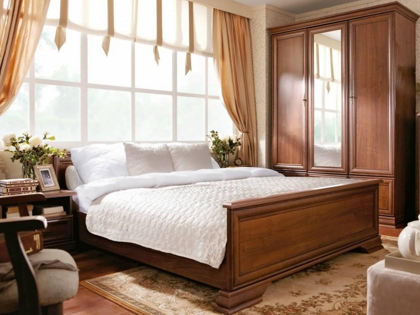 спальный гарнитур Спальня Кентаки Кентаки Каштан