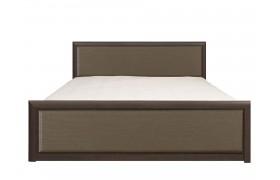 Кровать Штрокс темный