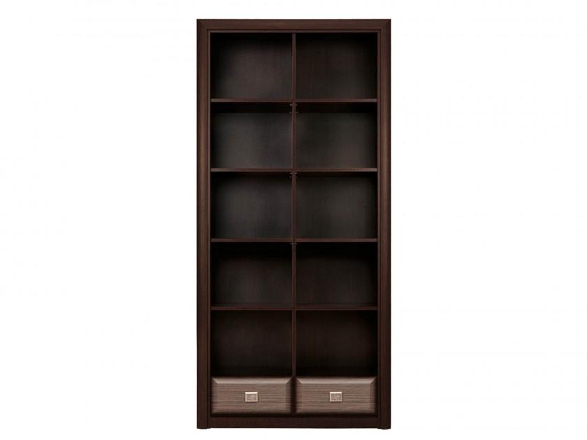 стеллаж Шкаф открытый Коен Штрокс темный