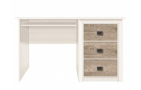 Письменный стол Коен Ясень Снежный