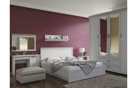 Спальный гарнитур Monako в цвете Сосна