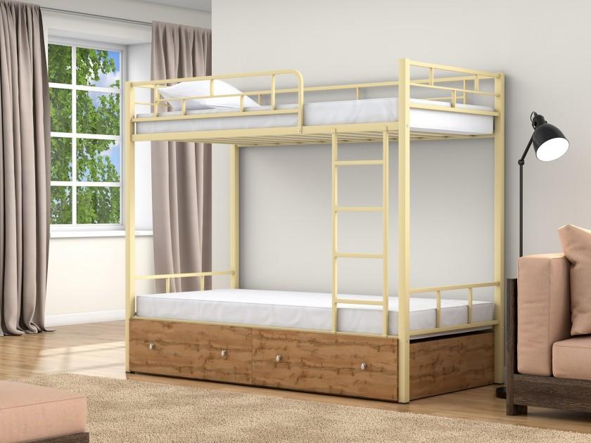 кровать Двухъярусная кровать Валенсия (90х190) Валенсия