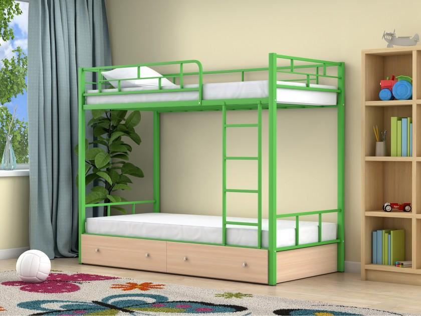 кровать Двухъярусная кровать Ницца (90х190) Ницца (90х190)