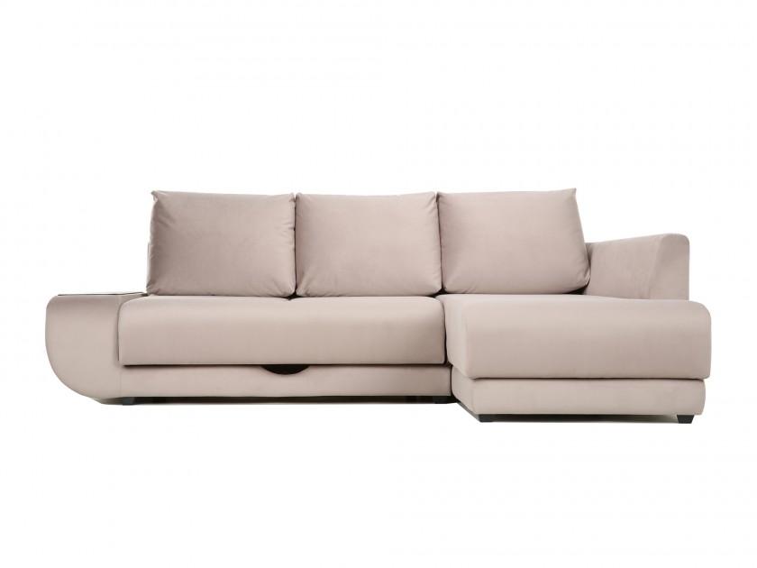 диван Угловой диван с независимым пружинным блоком ПолоLUXНПБ (Нью-Йорк) Правый Угловой диван с независимым пружинным блоком ПолоLUXНПБ (Нью-Й