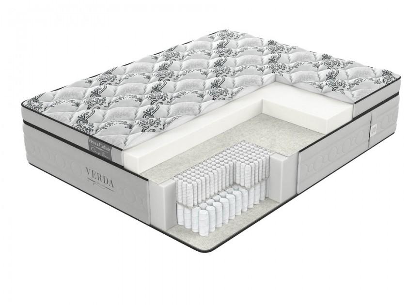 Матрас Verda Hi-Soft memory (Silver Lace/Anti Slip) 180x195 Verda Hi-Soft memory
