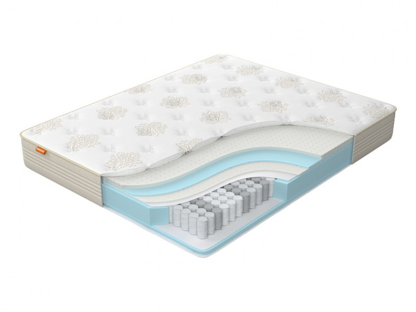 матрас Матрас Орматек Comfort Prim Soft (Beige) 160x200 Comfort Prim Soft матрас orthosleep comfort hard max 160x200