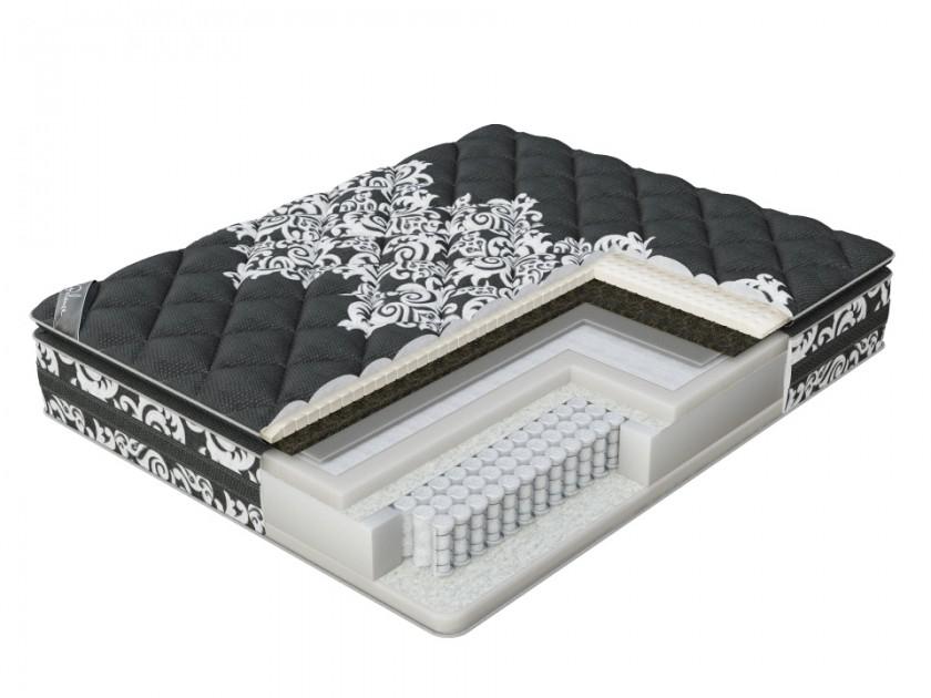 матрас Матрас Verda Balance Pillow Top (Black Orchid/Anti Slip) 120x195