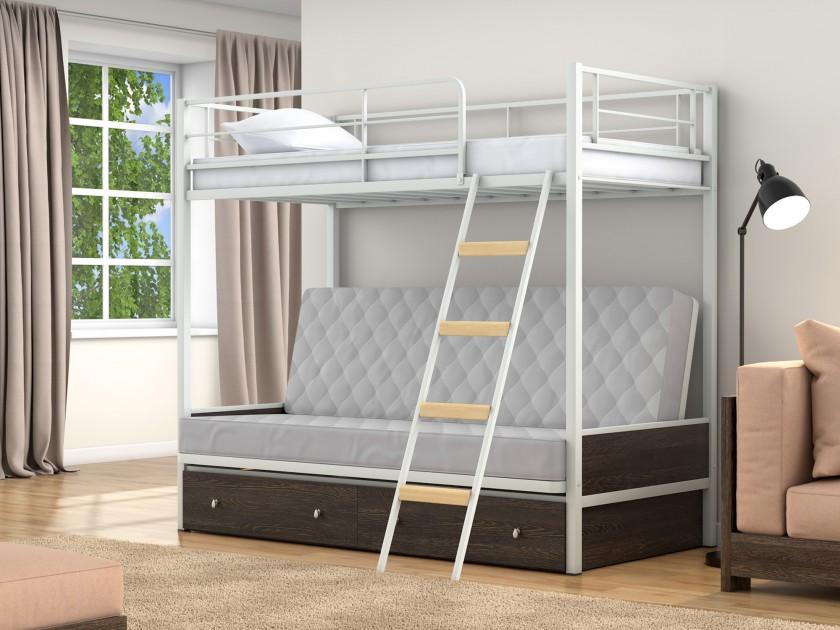 кровать Двухъярусная кровать диван Дакар 2 (90х190/120х190) Дакар 2 (90х190/120х190)