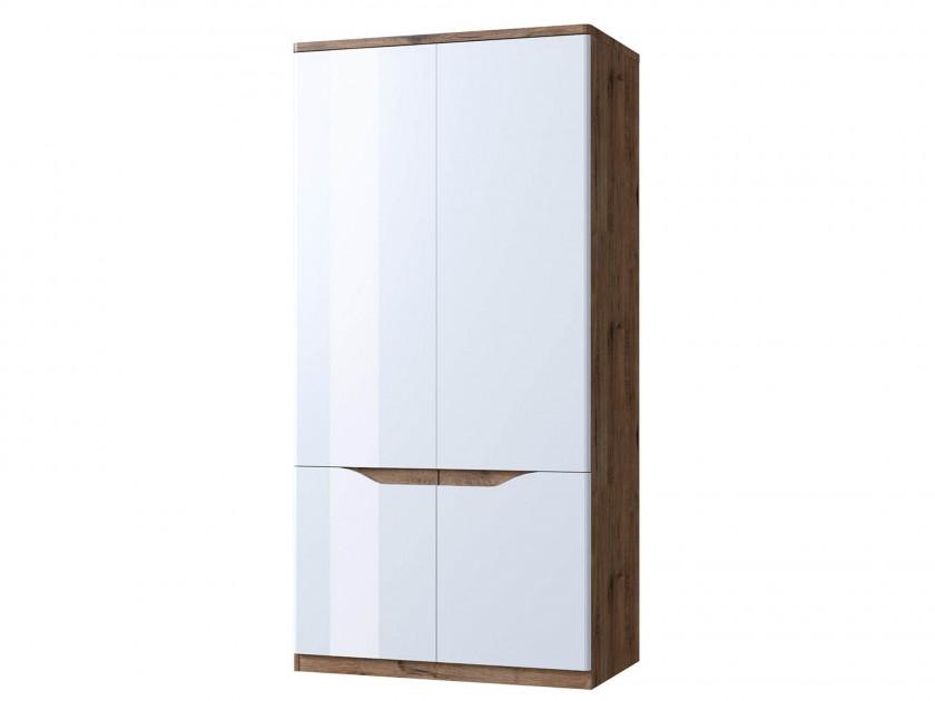 распашной шкаф Шкаф 2-х створчатый Evora