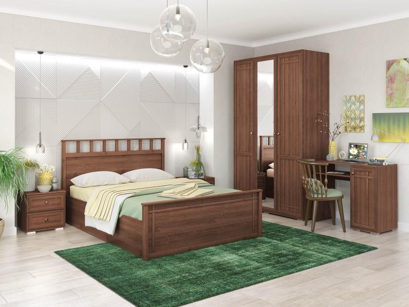 спальный гарнитур Спальня Ричард Ричард в цвете Орех донской