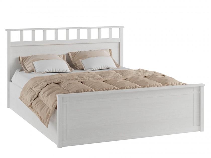 Фото - кровать Кровать с ПМ Ричард (160х200) Ричард в цвете Ясень Анкор светлый кровать кровать с пм ливорно 160х200 ливорно в цвете дуб сонома