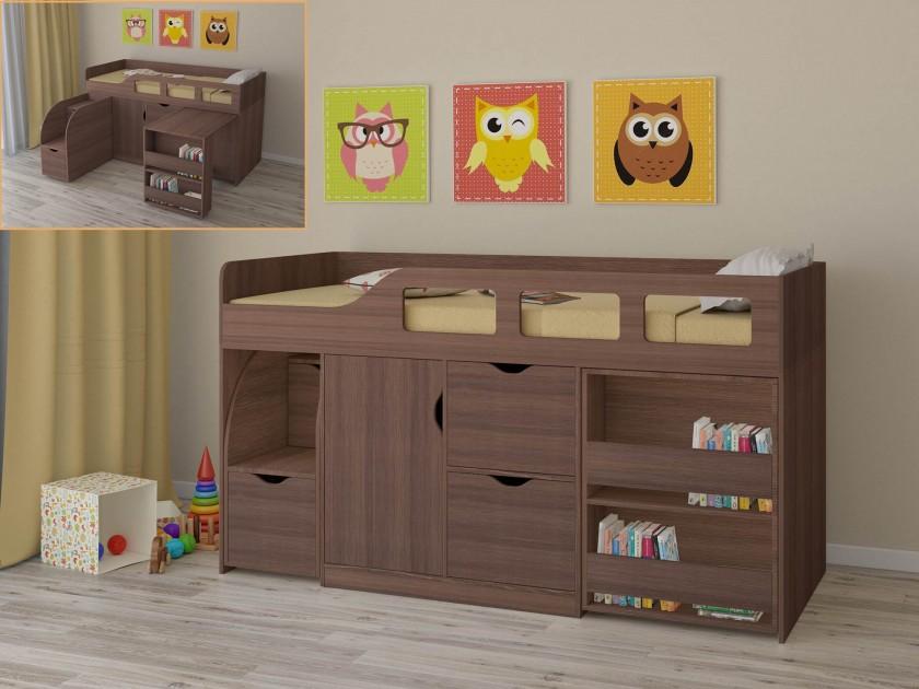 кровать Кровать-чердак Астра 8 Астра 8