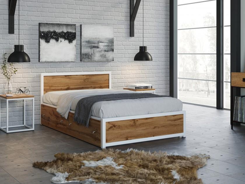 Кровать Титан (120х190) Титан