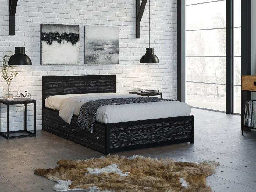 кровать Кровать Титан (120х190) Титан