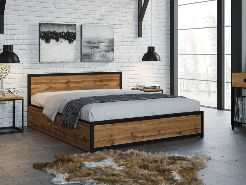 Кровать Титан (160х200) Титан