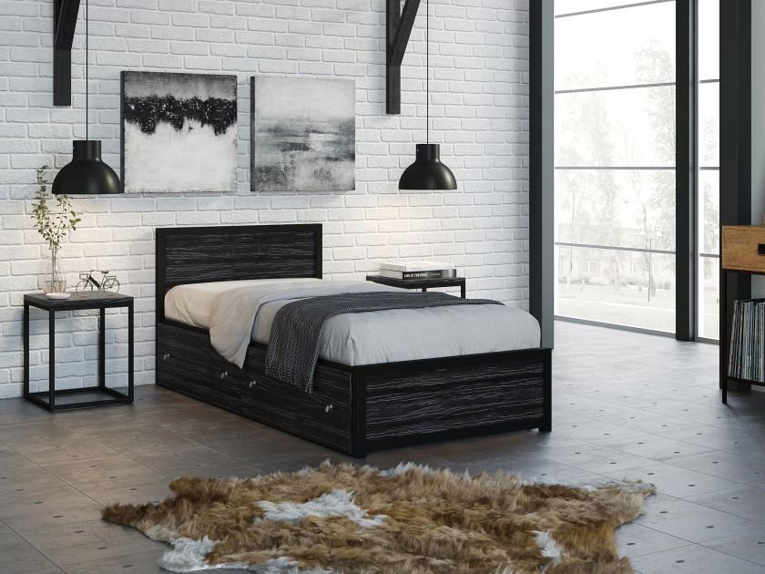 кровать Кровать Титан (90х190) Титан