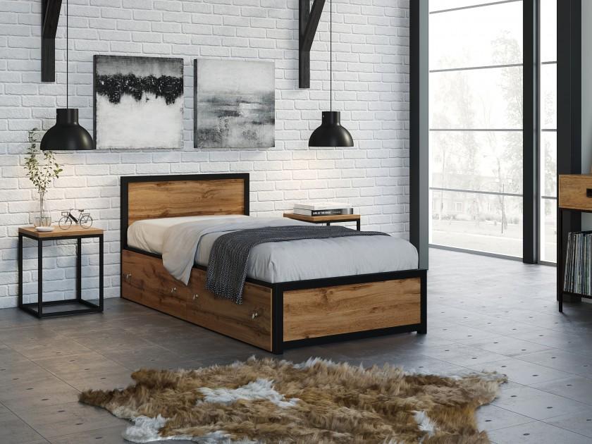 Кровать Титан (90х190) Титан
