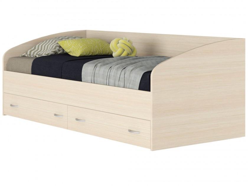 кровать Кровать с матрасом ГОСТ Уника (90х200) Кровать с матрасом ГОСТ Уника (90х200)