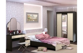 Спальный гарнитур Бася в цвете