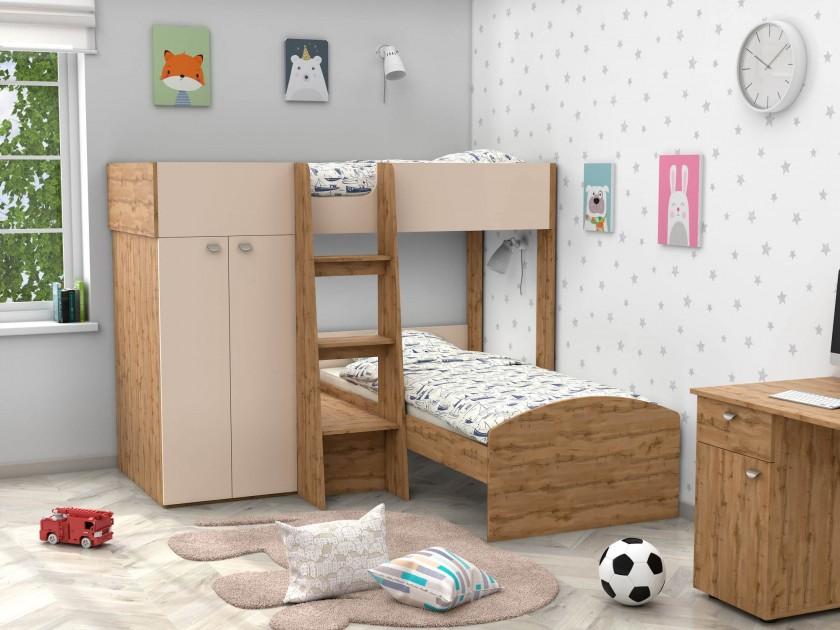 Двухъярусная кровать Golden Kids-4 (90х200) Golden Kids-4