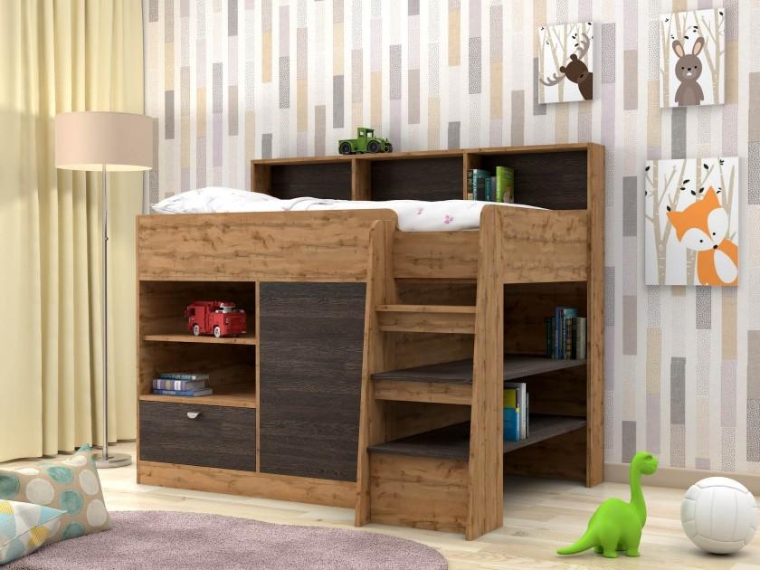кровать Кровать чердак Golden Kids 9 (80х160)