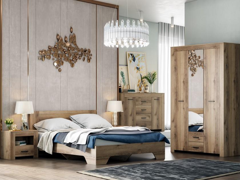 спальный гарнитур Спальня Квадро Квадро