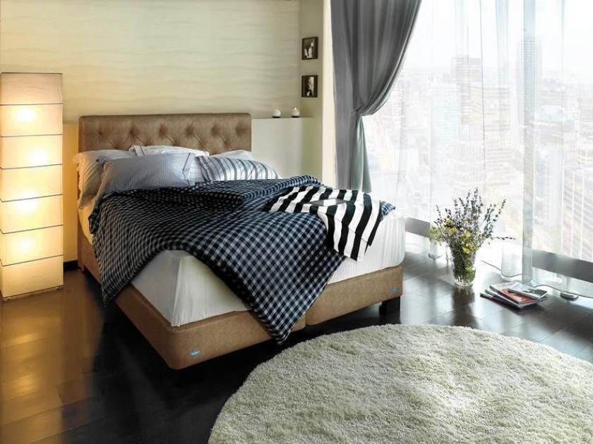 кровать Изголовье Vivaldi (180, бежевый, Аллюр 501) Vivaldi изголовье laredoute кровати shigeko 180 см бежевый
