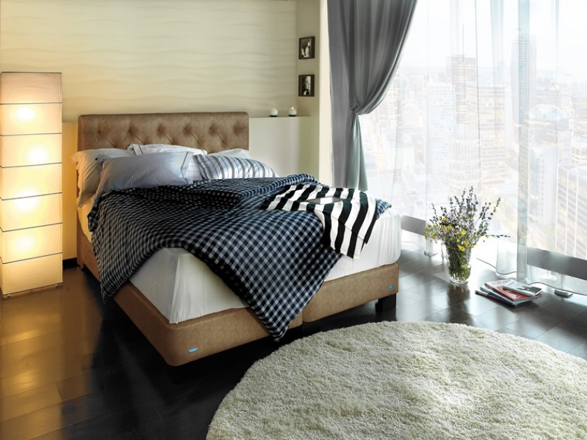 кровать Изголовье Vivaldi (160, шоколад, Indiana Java) Vivaldi