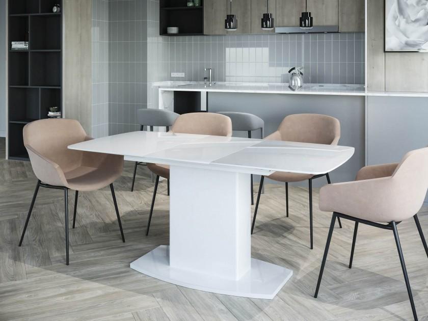 обеденный стол Стол Brilliant River Beton