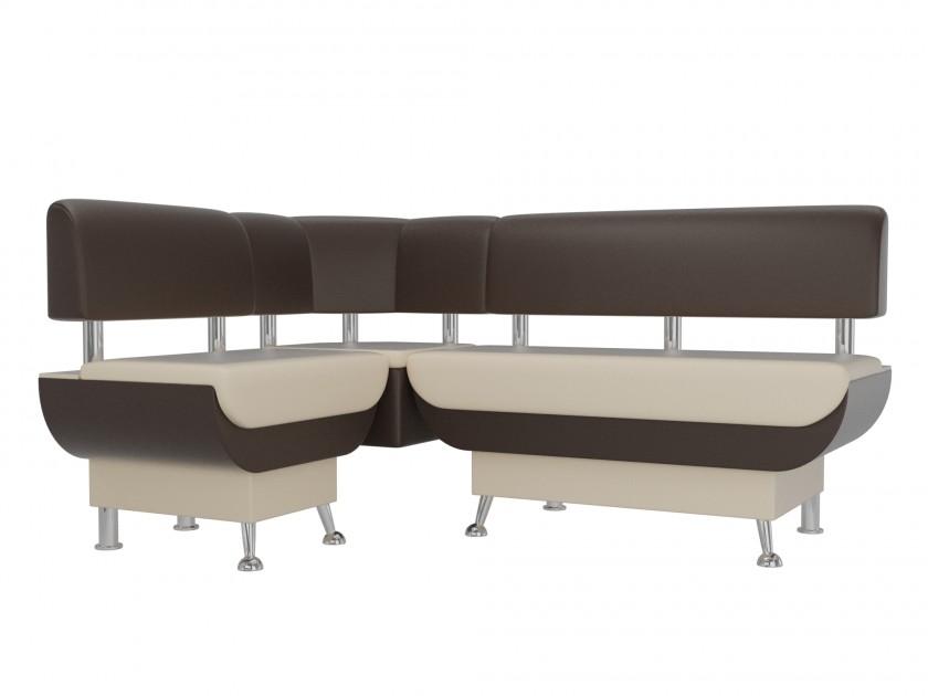 Кухонный угловой диван Альфа Левый Альфа
