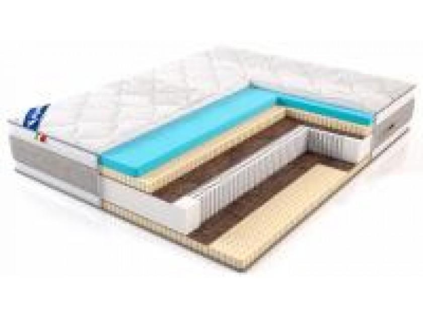 матрас Dolce Vita 30 микропакет 2000 пружинxкомбинированныйx120 Dolce Vita 30 микропакет 2000 пружинxкомбинированныйx120