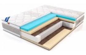 Матрас Dolce Vita 30 микропакет 2000 пружинxкомбинированныйx160