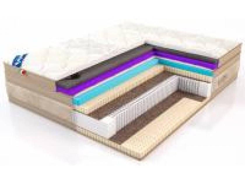 матрас Dolce Vita 42 микропакет 2000 пружинxкомбинированныйx160 Dolce Vita 42 микропакет 2000 пружинxкомбинированныйx160