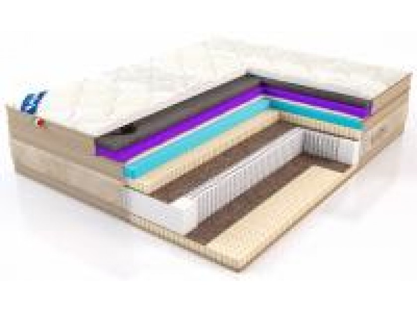 матрас Dolce Vita 42 микропакет 2000 пружинxкомбинированныйx90 Dolce Vita 42 микропакет 2000 пружинxкомбинированныйx90