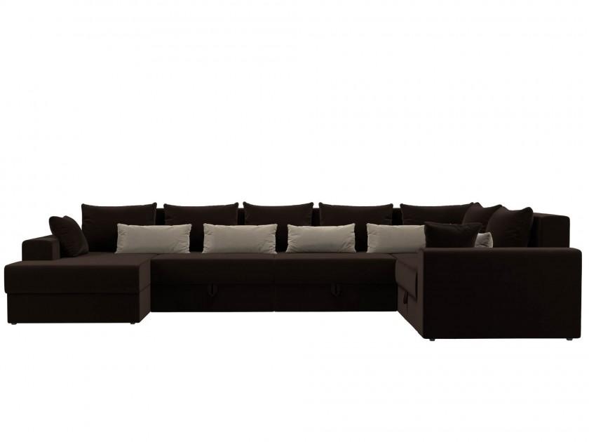 Фото - диван Угловой диван Мэдисон-П Правый угол Угловой диван Мэдисон-П Правый угол чехол на угловой диван еврочехол микрофибра правый угол цвет кофейный