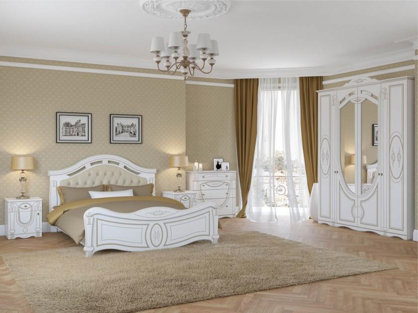 спальный гарнитур Спальня Александрина Александрина