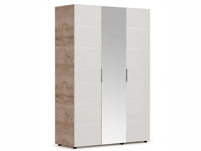 распашной шкаф Шкаф 3-х дверный Джулия Джулия