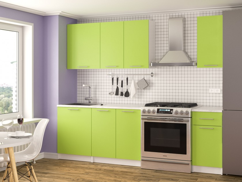 кухонный гарнитур Кухня Лион 1,8 Лион