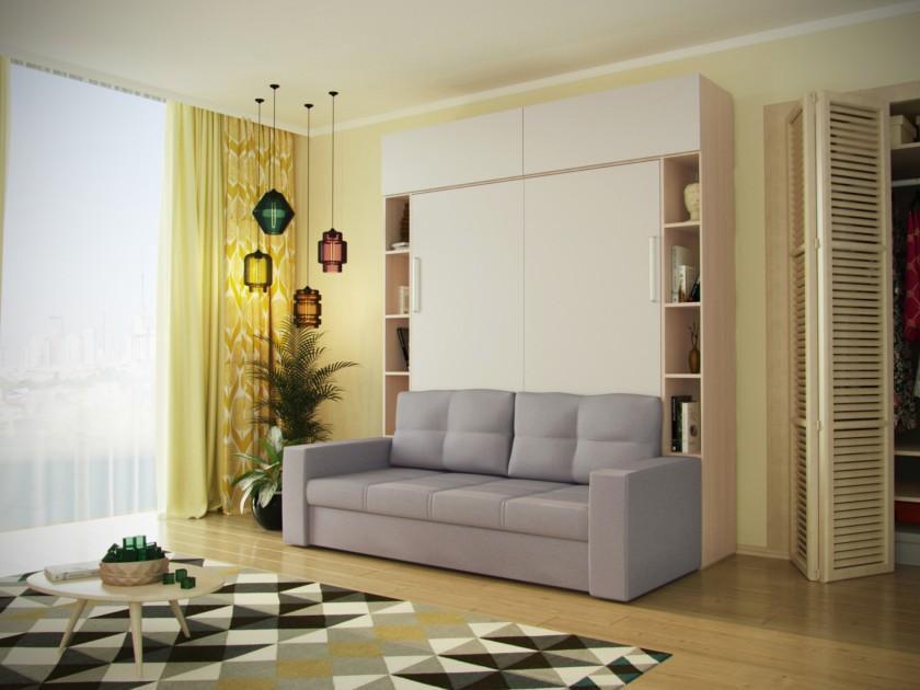 Многофункциональный трансформер шкаф-диван-кровать Шкаф-кровать-трансформер