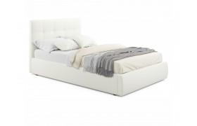 Кровать Мягкая Selesta 1200 беж с ортопедическим основанием ма
