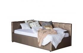 Кровать Односпальная тахта Bonna 900 мокко с подъемным механизмо