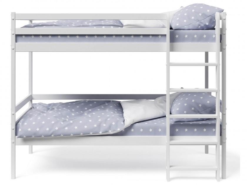 Кровать двухярусная Звезда (80х160/80х160) Звезда