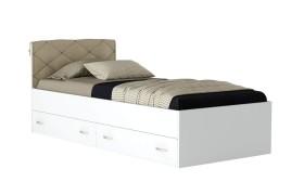 """Кровать Односпальная """"Виктория-П&; 900 с и"""