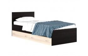 """Кровать Односпальная """"Виктория&; на 900 мм. с ящиками"""