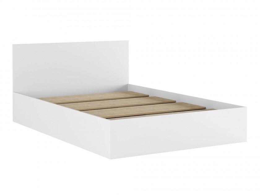 Кровать Виктория 160 белая с матрасом ГОСТ Кровать Виктория 160 белая с матрасом ГОСТ