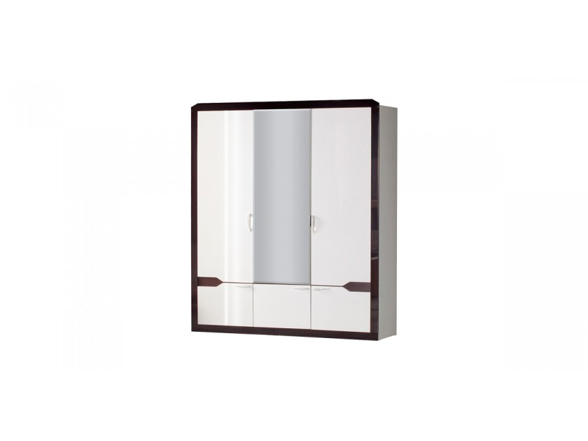 Фото - Шкаф для одежды РОНДА с зеркалом 310 РОНДА с зеркалом 310 шкаф с зеркалом тифанистл 305 01