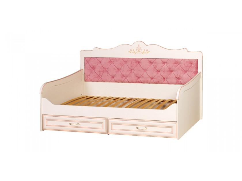 Кровать ALISA 550 с ящиками ALISA 550 с ящиками